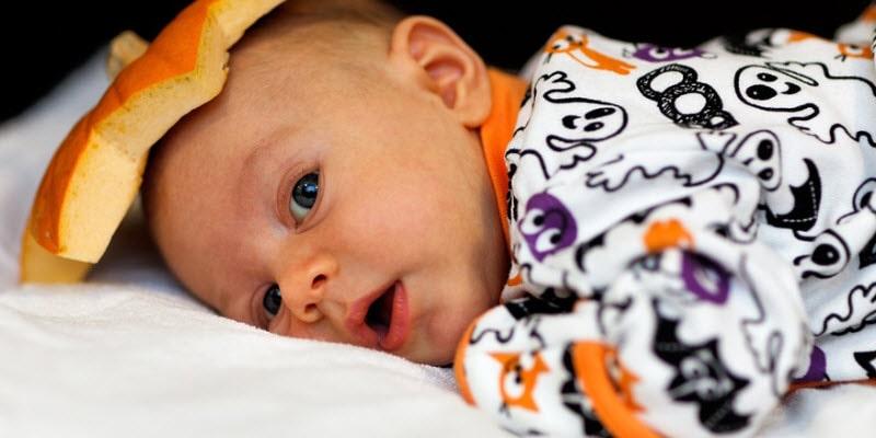 baby wakker maken