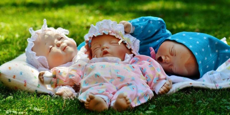 baby slaapzak zomer